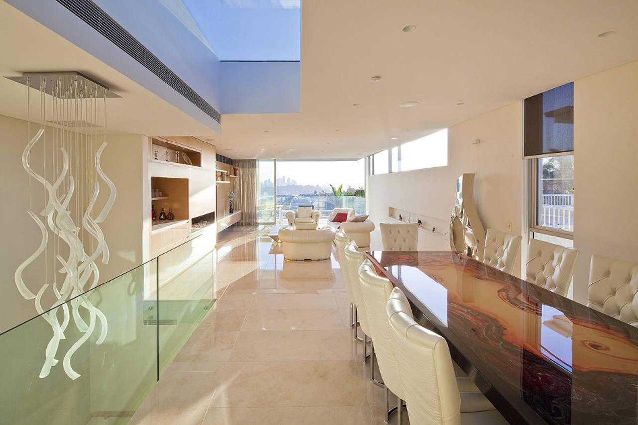 Modern Duplex With Views Of Sydney Harbour IDesignArch