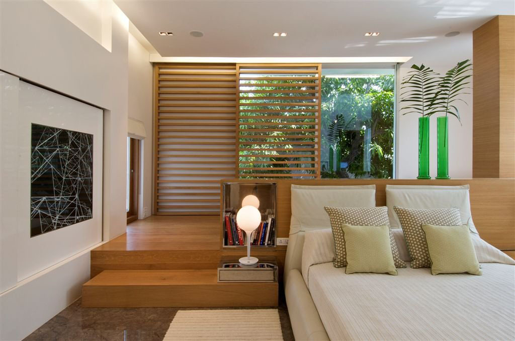 Contemporary Home Design In Hyderabad Idesignarch