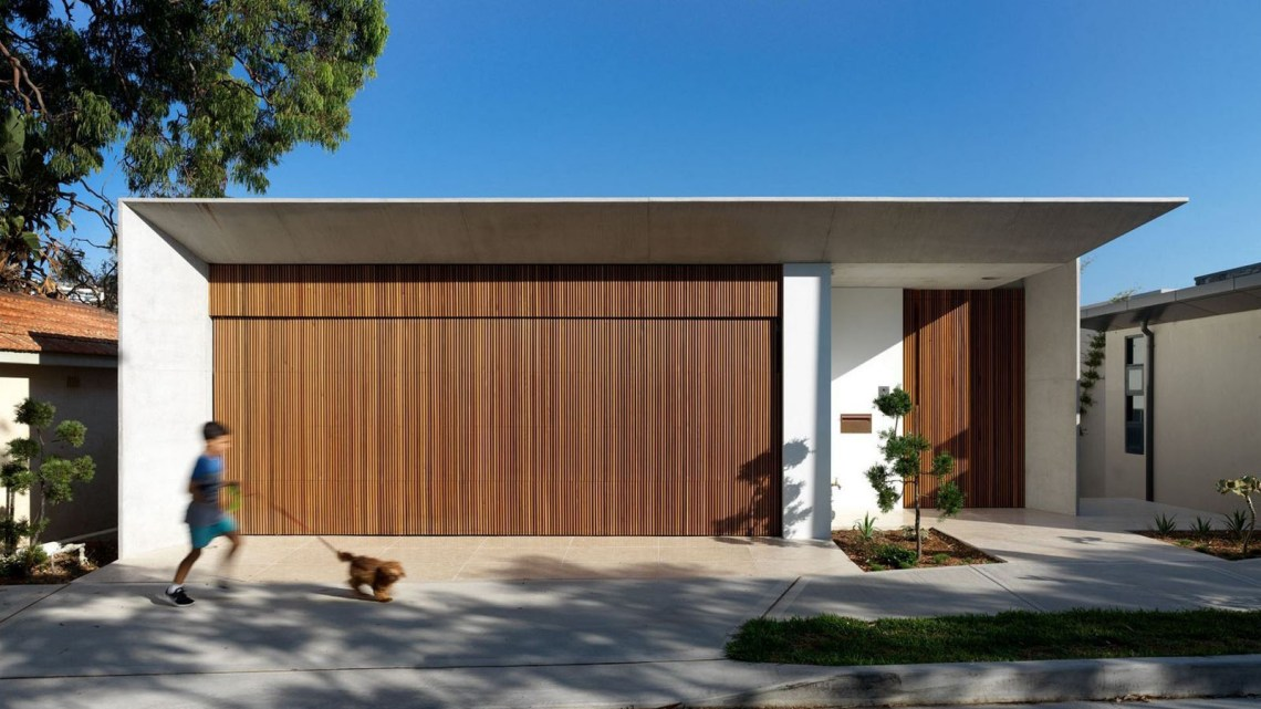 Architecturally Stunning Contemporary House In Sydney ...