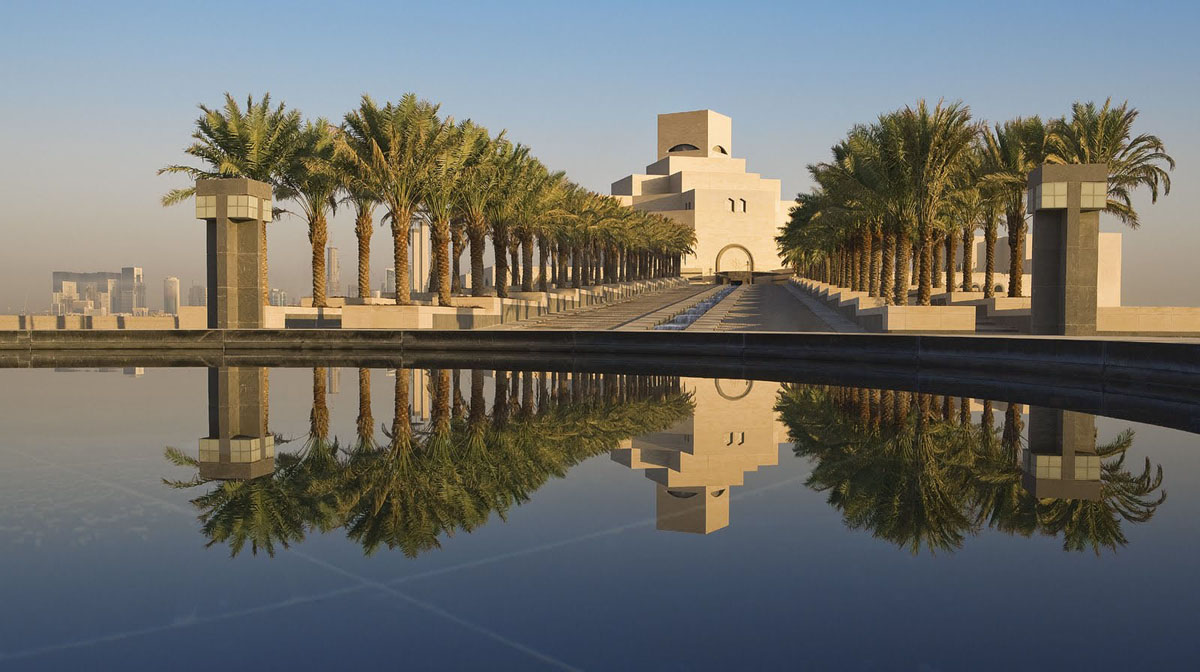 Museum Of Islamic Art In Doha By I M Pei IDesignArch