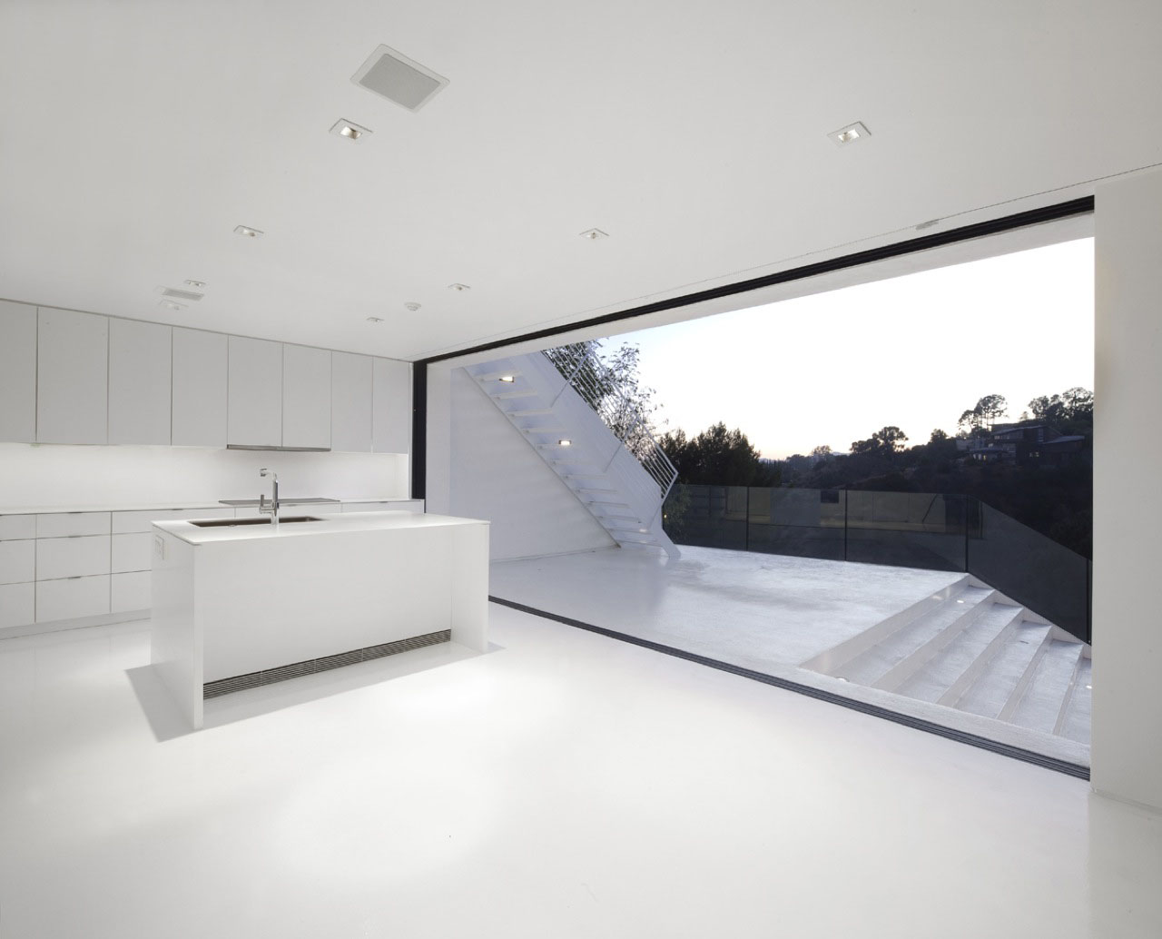 Interior Terraced House