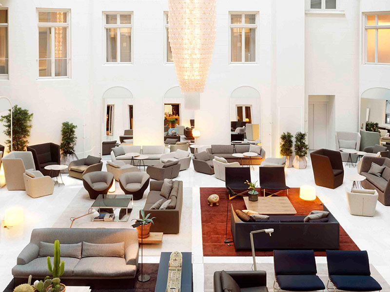 Nobis Hotel Stockholm With Stunning Glass Domes