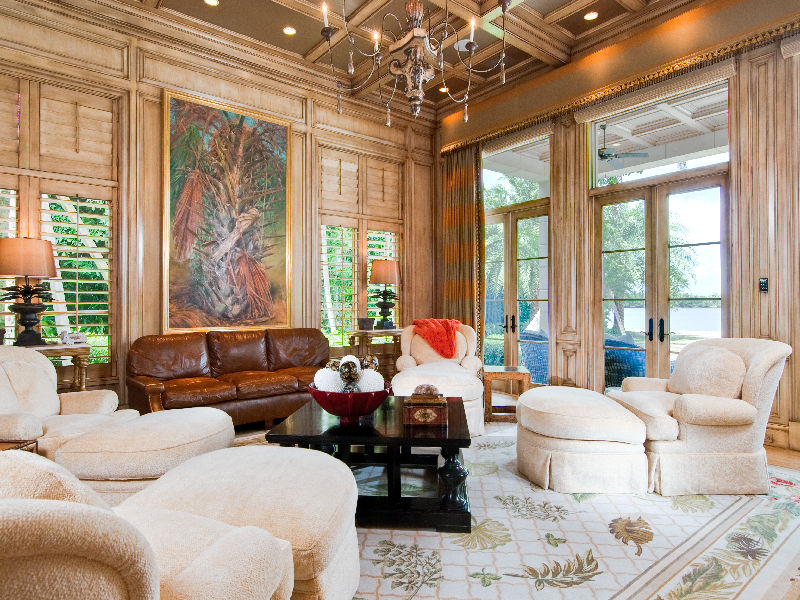 Luxury Home In Palm Beach With Water Views Idesignarch