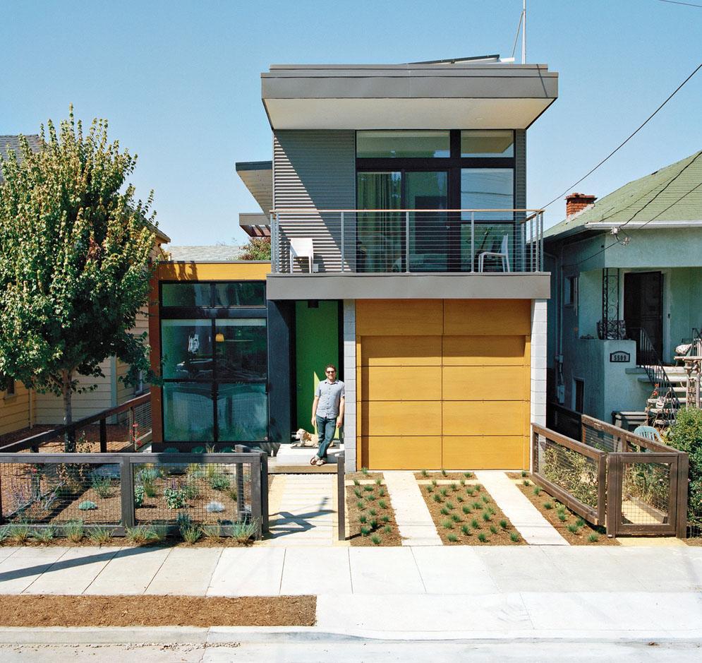 Best Kitchen Gallery: Eichler Inspired Affordable Prefab Home Idesignarch Interior of Cheap Design Homes on rachelxblog.com