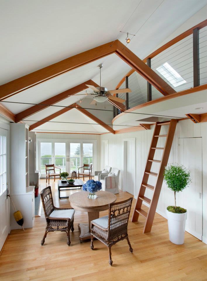 Cozy Beachfront Cottage Style Bungalow In Rockport IDesignArch Interior Design Architecture