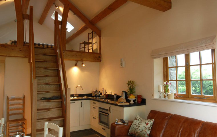 Small Cottage Barn Conversion In North Wales IDesignArch