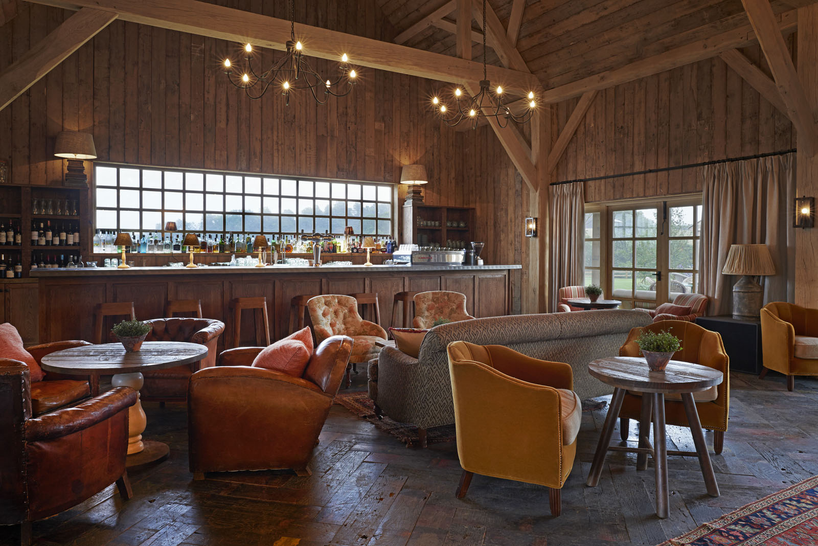 Soho Farmhouse Oxfordshire An Exclusive Retreat In The English Countryside IDesignArch