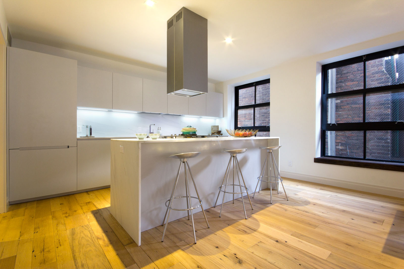 Inspirational Nolita Luxury Loft In New York IDesignArch Interior Design Architecture