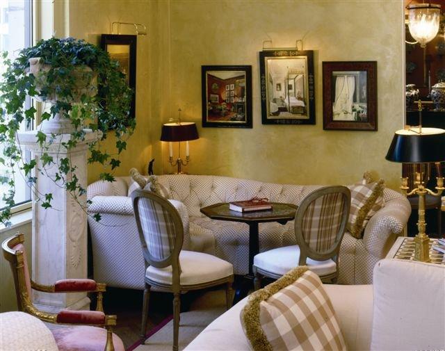 Classic Contemporary Living Rooms IDesignArch Interior