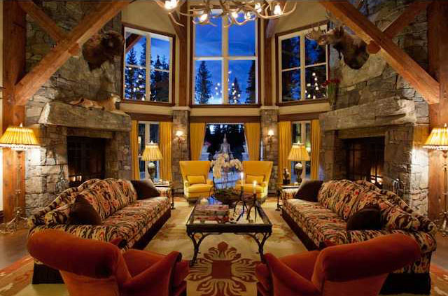 Canmore Castle In The Canadian Rockies IDesignArch