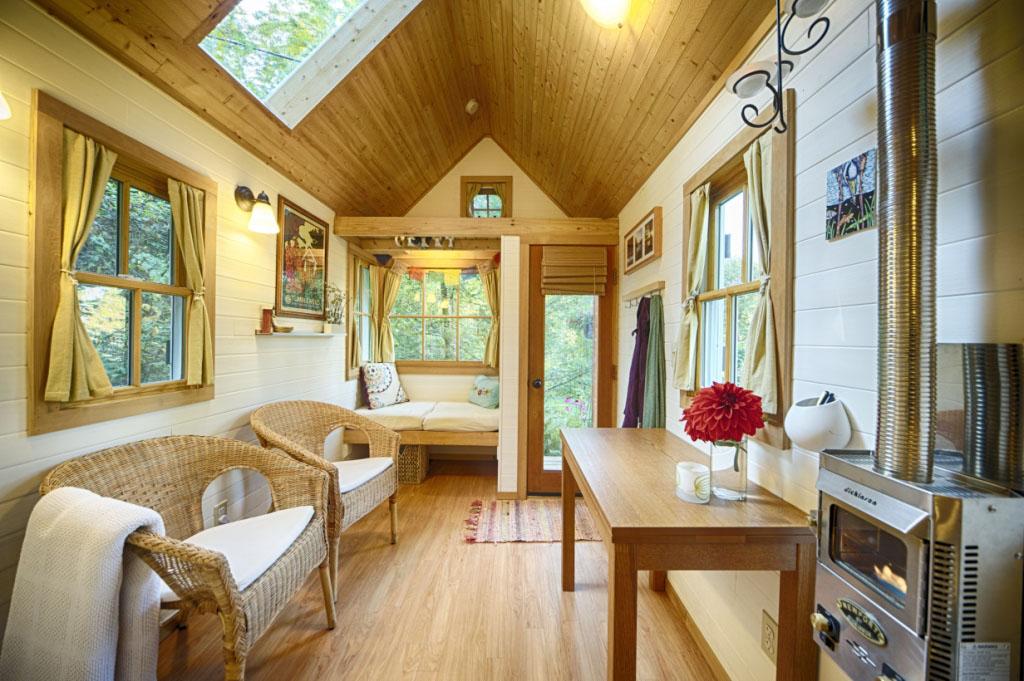 Charming Tiny Bungalow House IDesignArch Interior