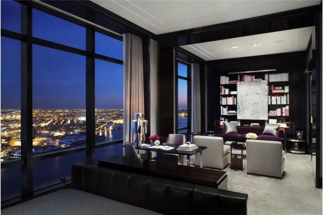 Trump World Tower Modern Idesignarch Interior