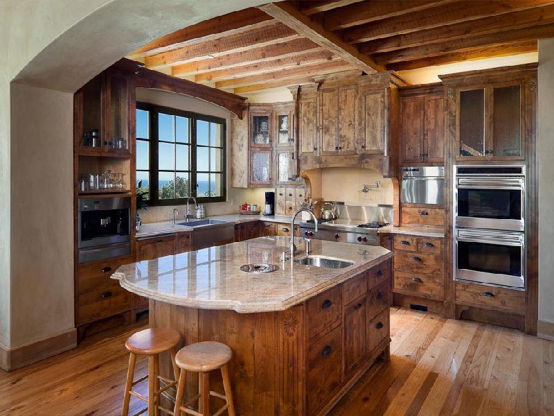 Tuscan Style Villa In Montecito IDesignArch Interior Design Architecture Amp Interior