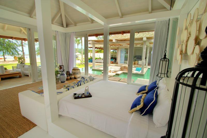 Beachfront Tropical Villa In Koh Samui IDesignArch Interior Design Architecture Amp Interior