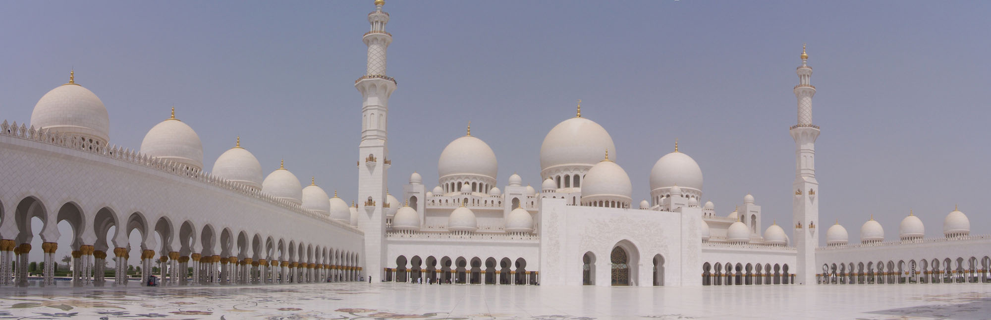 Sheikh Zayed Grand Mosque Abu Dhabi IDesignArch Interior Design Architecture Amp Interior
