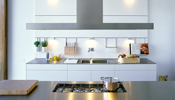 Kitchen Designs With Modern Clean Lines IDesignArch Interior Design Architecture Amp Interior