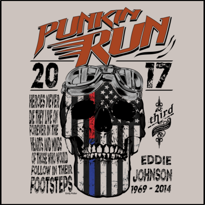 PUNKIN RUN 2017 Design Back
