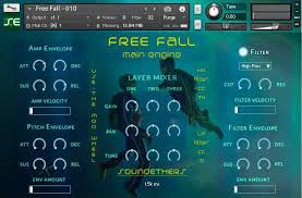 free fall kontakt