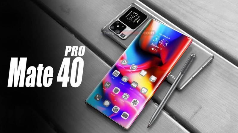 Huawei MATE 40 Pro mandate