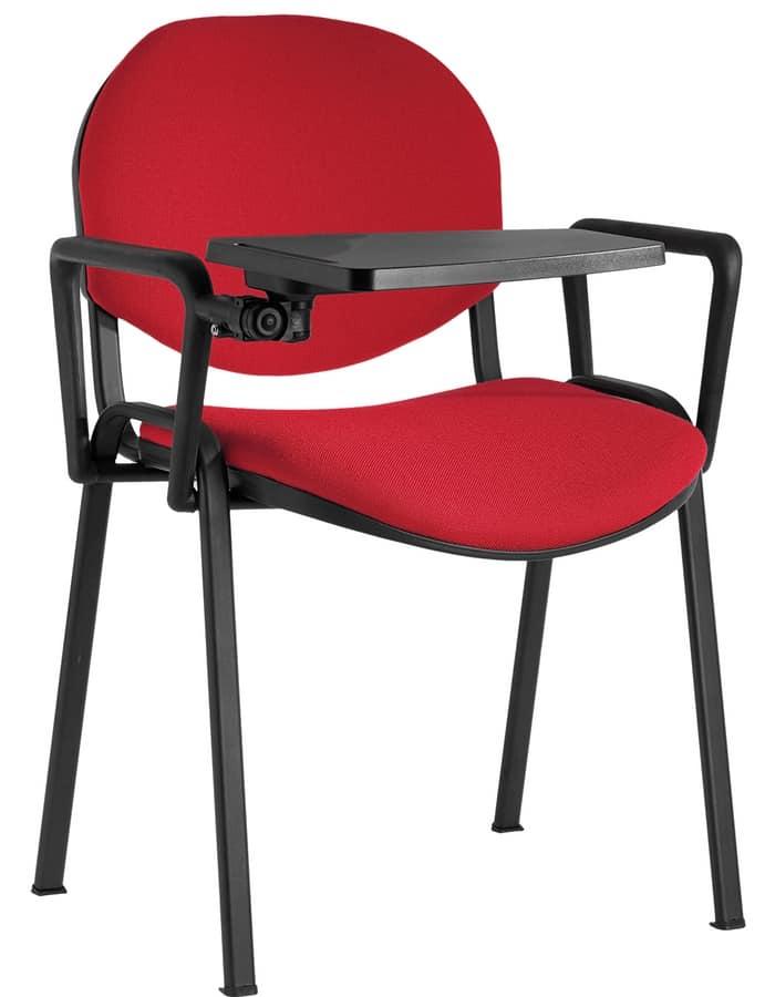 chaise empilable confortable pour salle