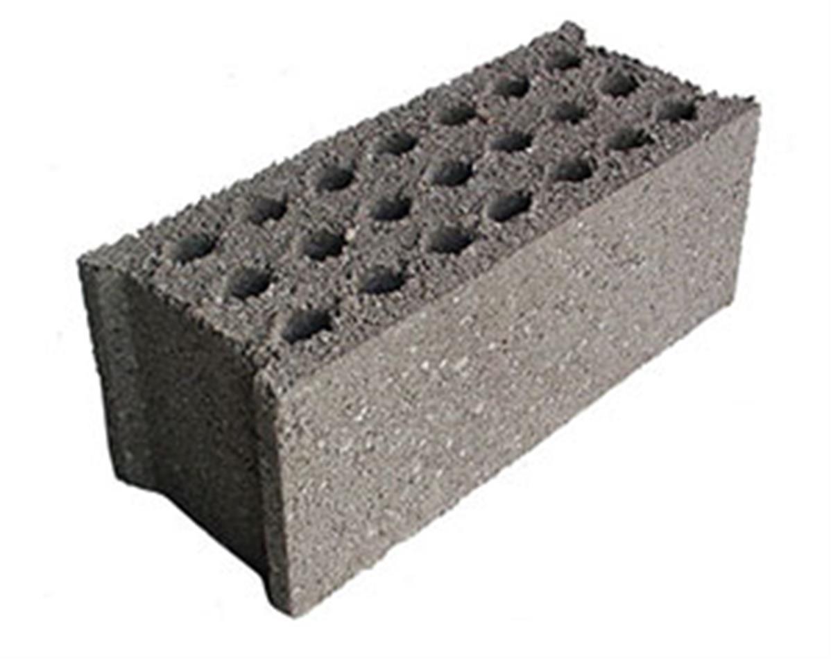 Bloc Beton Plein Allege Nf B80 150x200x500 Parpaing Creux