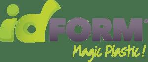 Logo ID-FORM - Magic Plastic !