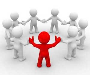 medios sociales, colaboración y servicio al cliente