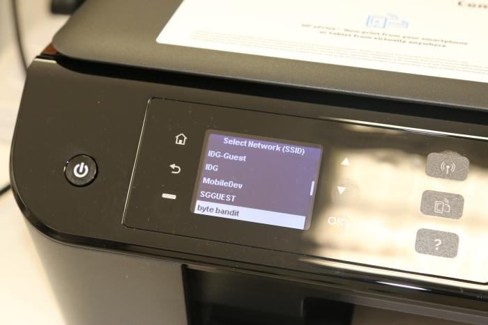 Hp Envy 4500 E All In One Printer Review It Allows You To