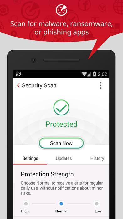 Trend Micro Mobile Security 70 Apk