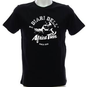 maglietta t-shirt i diari dell'africa twin