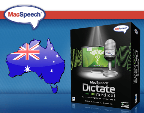 MacSpeech Dictate Medical v1.5