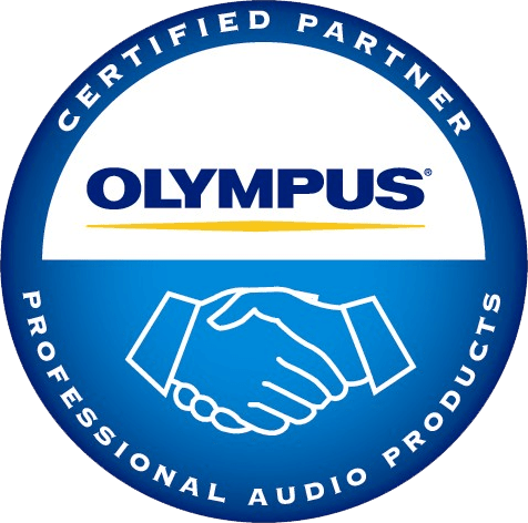Olympus Australia - Certified Gold Dealers only may sell the professional range of dictation equipment