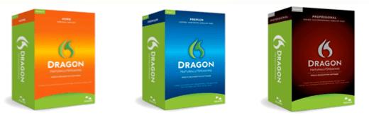 Dragon NaturallySpeaking 11 - Home - Premium - Professional