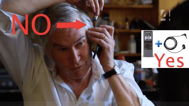 ABC Four Corners - Michael Lawler - Secretly Recording Private Phone Calls