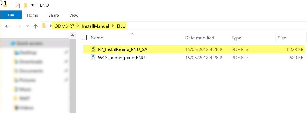 Olympus ODMS R7 Installation Guide ENU English Download