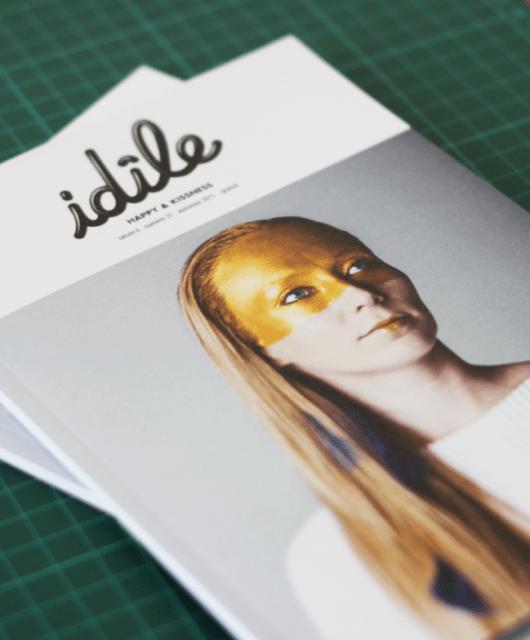 idile automne 2015 magazine