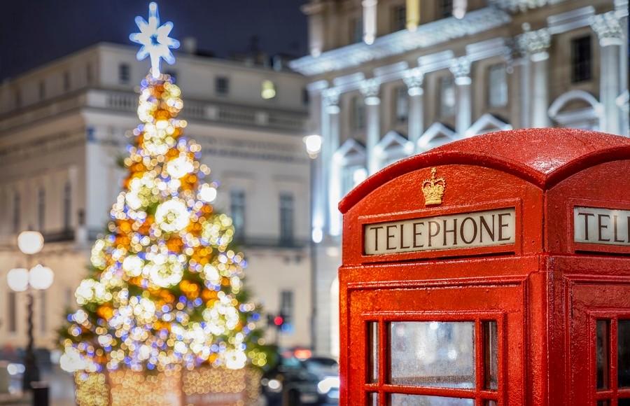 Vocabulario de Navidad en inglés fundamental