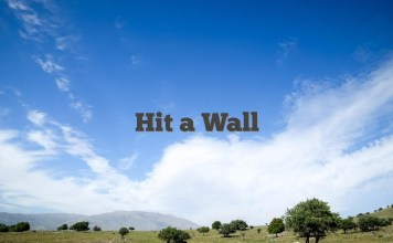 Hit a Wall