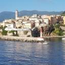 The old port at Bastia
