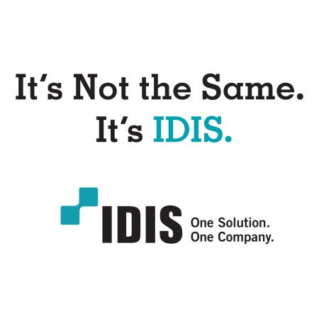 It's Not the Same. It's IDIS.