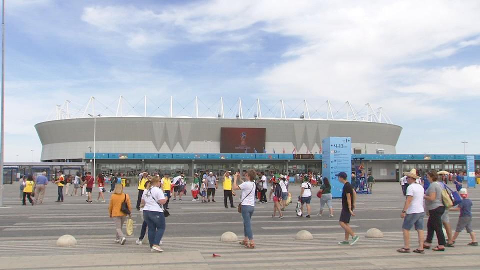 Russian World Cup Stadium