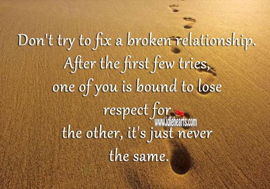 Quotes Fixing Marriage Broken
