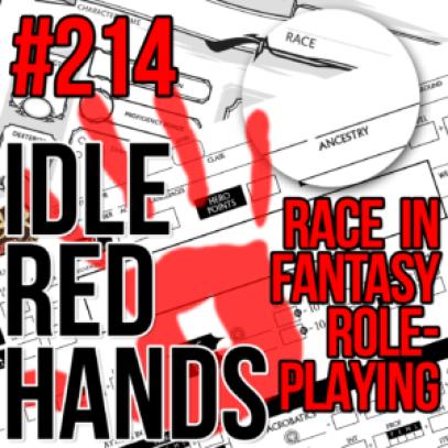 Pathfinder (RPG)   Idle Red Hands
