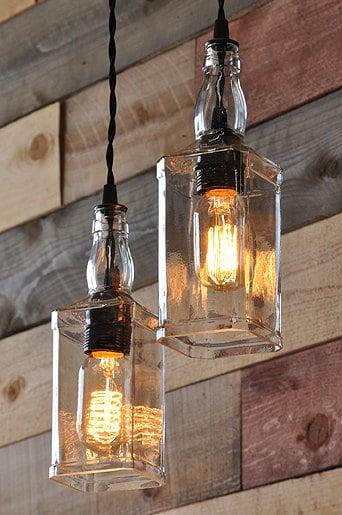 Mason Jar Pendant Lights Sale