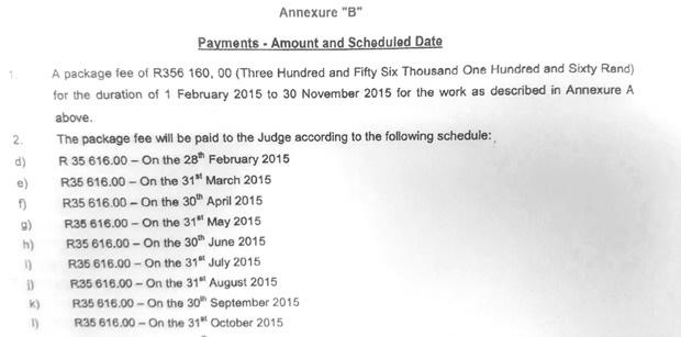 Idols SA Judges Salary breakdown