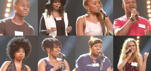 Idols SA 2017 top 16 Group 2 performances