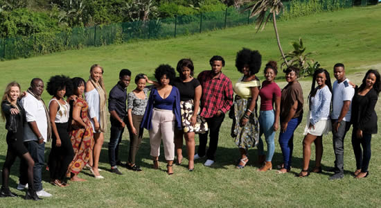 Idols SA 2017 Top 16 Contestants