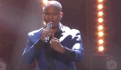 Mthokozisi Ndaba performs Storm Is Over