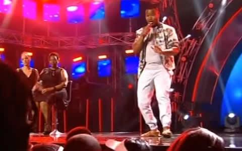Mthokozisi Ndaba Performs Kum Nakum