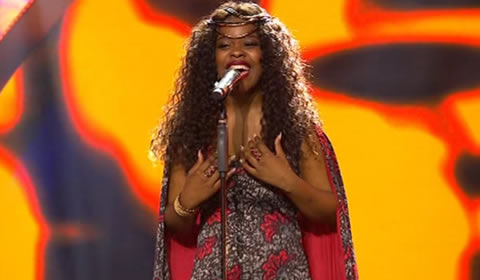 Top 4: Watch Phindile Dube Performing 'Sondela'